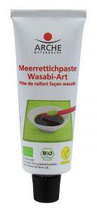 arche naturk che meerrettichpaste wasabi art. Black Bedroom Furniture Sets. Home Design Ideas